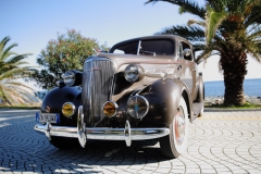 Chevrolet Town Sedan 1937