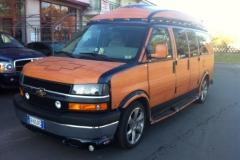 Chevrolet Express Van 7 posti