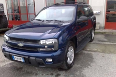 Chevrolet Trail Blazer 2001