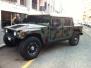 Hummer H1 convertible