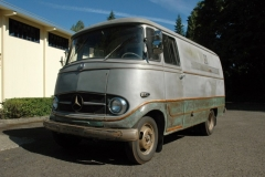 Mercedes L319 1960