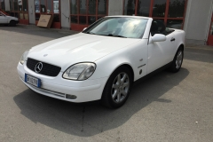 Mercedes SLK Kombressor 1998