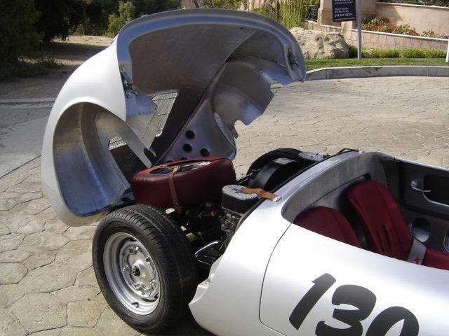 550 Spyder Racing Legends